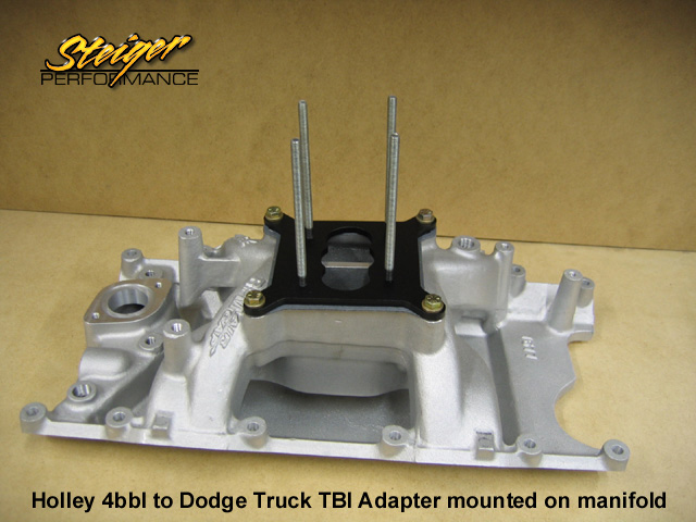 1988 dodge 318 tbi to carb